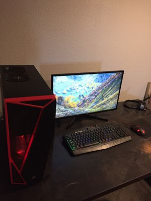 Gaming computer with GTX1070 for Sale in Bellingham, WA