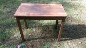 Wooden desk for Sale in Searsport, ME
