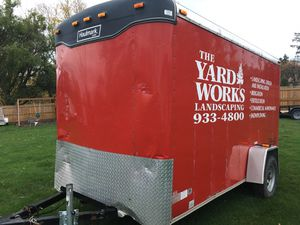 6x12 enclosed trailer for Sale in North Royalton, OH
