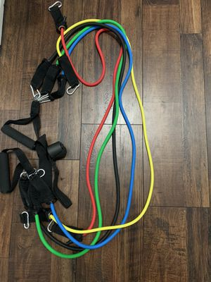 Resistance bands for workout for Sale in Los Angeles, CA