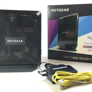 Netgear Nighthawk AC1900 c7000v2 Cable Modem Router for Sale in Richmond, TX