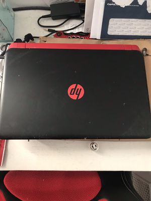 Hp special edition with beats audio laptop for Sale in Allentown, PA