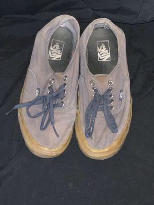 Vans tennis shoes men's 9.5 for Sale in Granger, IN