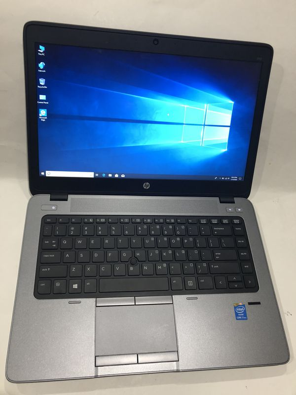 HP Elitebook 840 G1, 4th Gen, Intel Core i7 vPro, 2.70 GHz, 8 GB RAM, 1 GB AMD Radeon Video Card, 1 TB Hard Drive, Wireless Wifi, Webcam, Fingerprin