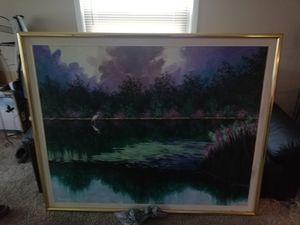 Framed art work for Sale in Columbus, OH