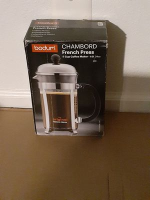 French press coffee maker for Sale in Fairview, TN