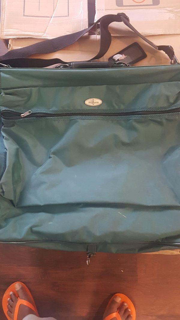 Brand new garment bag- Laura Ashley bag.
