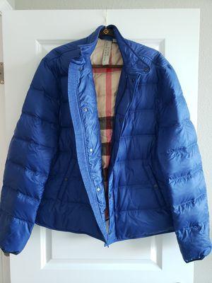 Mens Burberry Jacket xxl for Sale in Winter Garden, FL