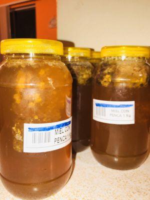 Miel de Abeja natural con penca/ Natural honey w/ comb for Sale in Scottsdale, AZ