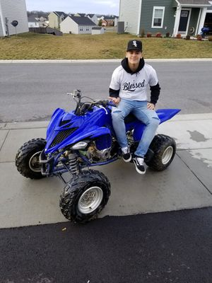 2015 Yamaha raptor 700 for Sale in Bunker Hill, WV
