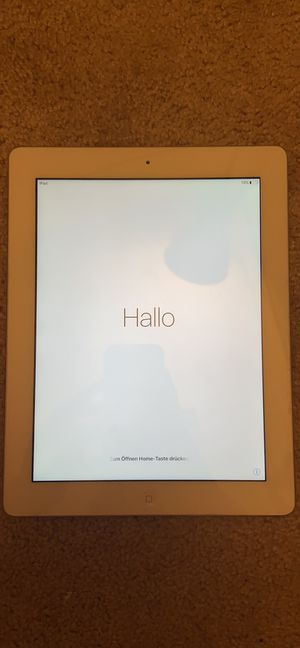 Used 16 GB iPad 4 for Sale in Lawrence Township, NJ