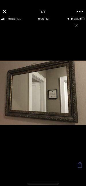 Antique mirror for Sale in Wichita, KS