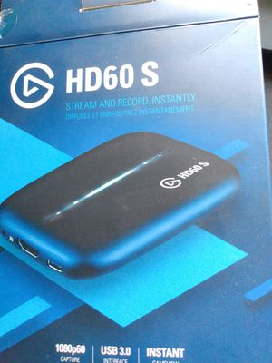 Elgato capture card (all wires included) for Sale in Phoenix, AZ