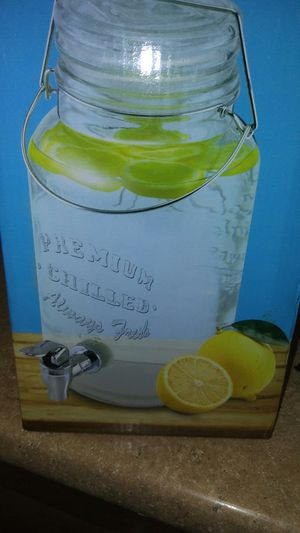 Glass dispenser for Sale in Rockville, MD