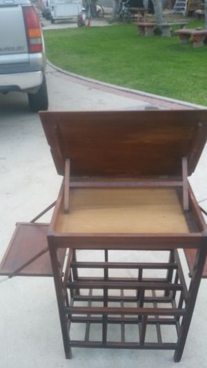 Antique knitting desk for Sale in Anaheim, CA
