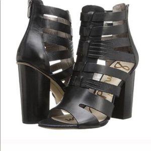 Sam Edelman Yazmine Cage Heel Sandals - Size 10 for Sale in East Hartford, CT