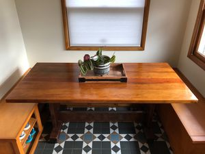 Solid dining or kitchen table for Sale in Portland, OR