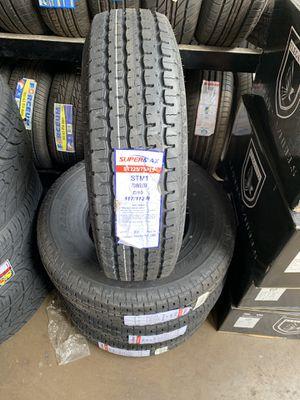 225/75/15 trailer tire for Sale in Dallas, TX
