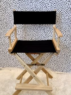 Solid Wood Director's Chair for Sale in Irvine,  CA