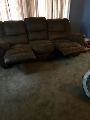Ashley reclining sofa for Sale in Austin, MN