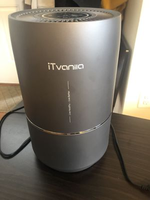 Itvanila air purifier for Sale in Boyds, MD