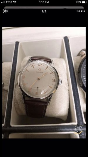 Vintage omega watch for Sale in Manassas, VA