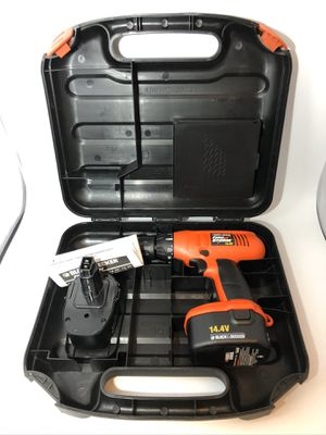 Black and Decker Cordless Drill without Charger for Sale in Miami, FL