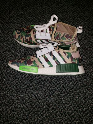 Adidas Bape x NMD R1 size 11 for Sale in South Euclid, OH