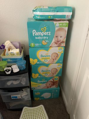 Pampers Diaper for Sale in San Diego, CA