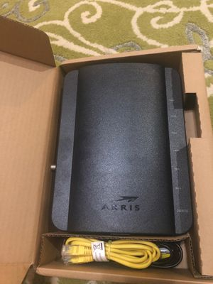 ARRIS Modem Fast Internet DG1670 for Sale in Lewisville, TX