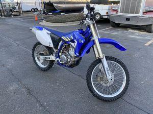 2006 Yamaha Yz450f Dirt bike RUNS GREAT for Sale in Aurora, CO