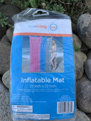 Inflatable Mat: pool or beach for Sale in Poway, CA