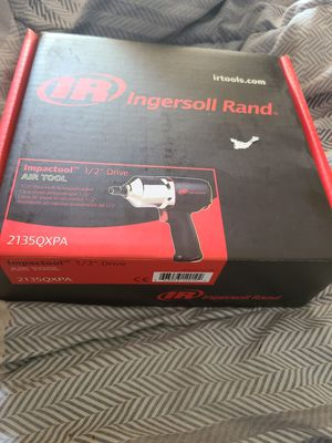 Brand new Ingersoll rand air tool gun for Sale in Raleigh, NC