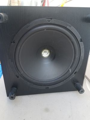 Advent ASW 1200 Powered subwoofer for Sale in Jersey City, NJ