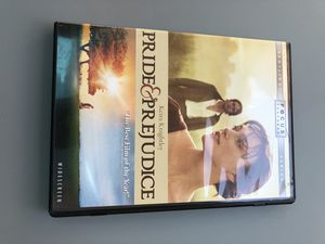 Pride & Prejudice on DVD for Sale in Pearland, TX