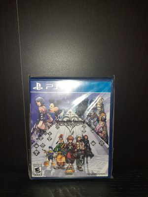 Kingdom Hearts HD 2.8 for Playstaion 4 ps4 for Sale in Rosemead, CA
