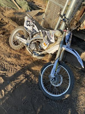 Yamaha yz 250 for Sale in Gilroy, CA