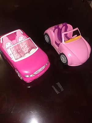Barbie cars for Sale in Dalton, GA