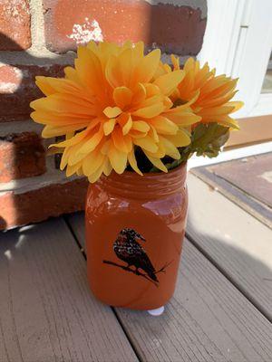 Crow vase handmade for Sale in Salem, MA