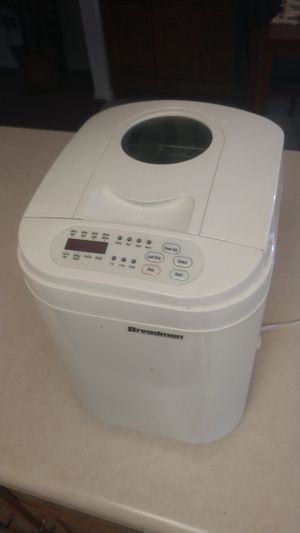 Automatic bread maker for Sale in Peoria, AZ