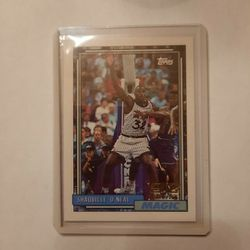 Topps Shaq Rookie for Sale in Independence,  OH