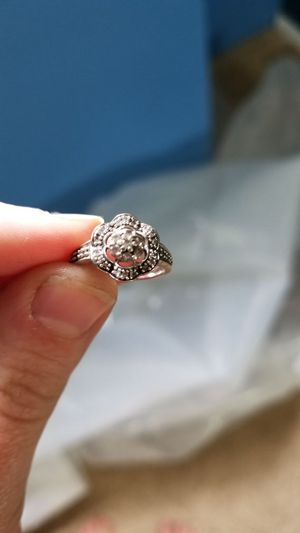 White gold an diamond engagement ring for Sale in Colorado Springs, CO