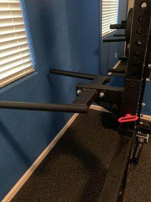Dip Attachment for Squat Rack for Sale in Clovis, CA
