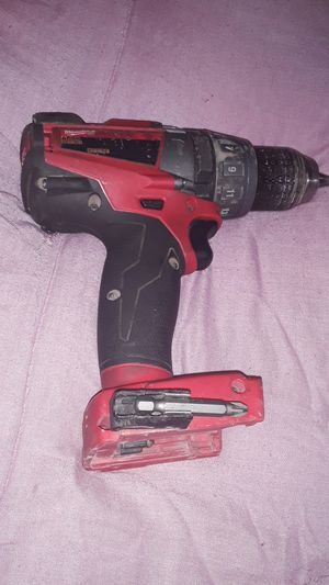 Milwaukee 18 volt brushless hammer drill for Sale in Concord, CA