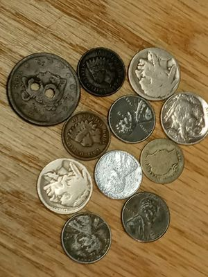 American antique coins for Sale in Denver, CO