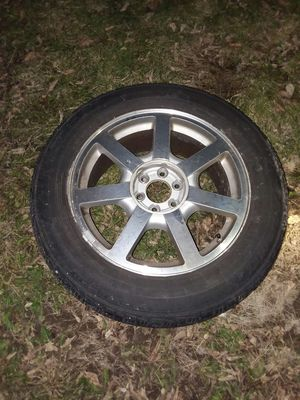 Cadillac SRX rims for Sale in La Crosse, WI