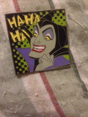 Maleficent pin for Sale in Sicklerville, NJ