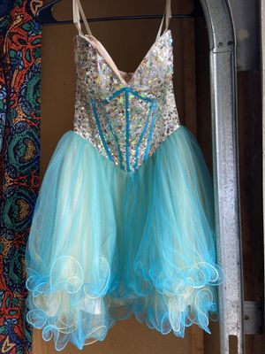 Beautiful blue dress for Sale in North Plainfield, NJ