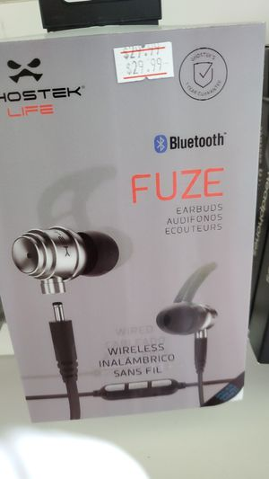 Ghostek FUZE Bluetooth earbuds for Sale in Oshkosh, WI