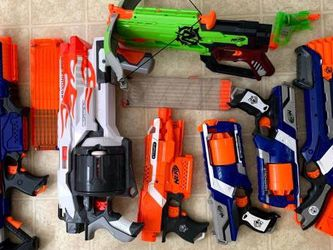 Nerf Toy Gun Collection for Sale in Los Angeles,  CA